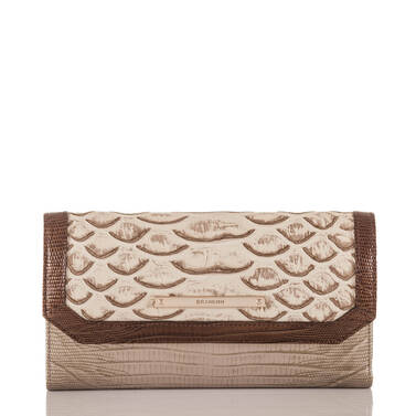 Soft Checkbook Wallet Ray Artemisa Front