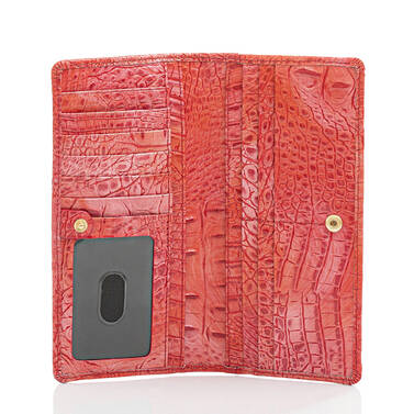 Ady Wallet Punchy Coral Melbourne Interior