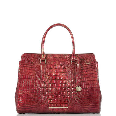 Finley Carryall Chili Melbourne Front