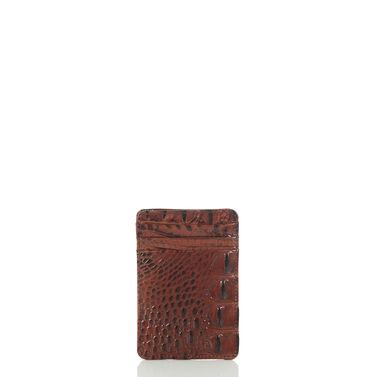 Kara Card Case Pecan Melbourne Front