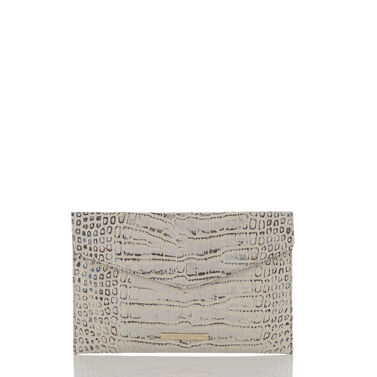 Envelope Clutch Pearl Cove Front