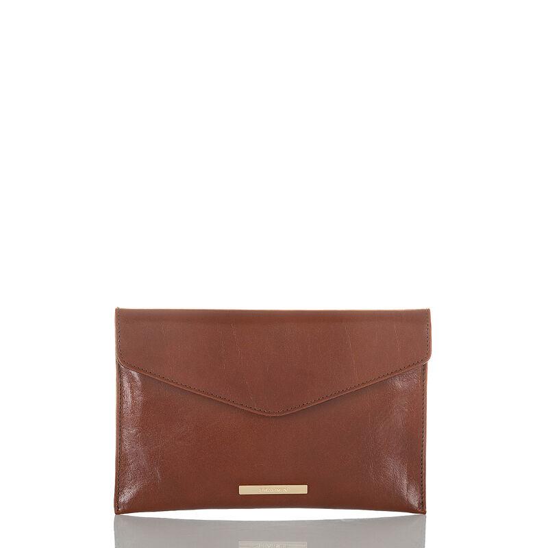 Envelope Clutch Cognac Topsail