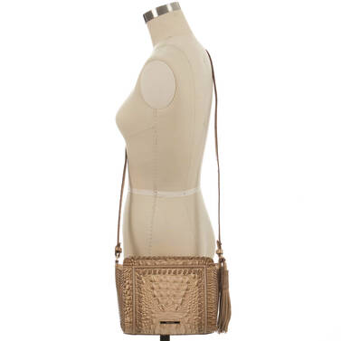 Carrie Crossbody Honeycomb Robbins On Mannequin