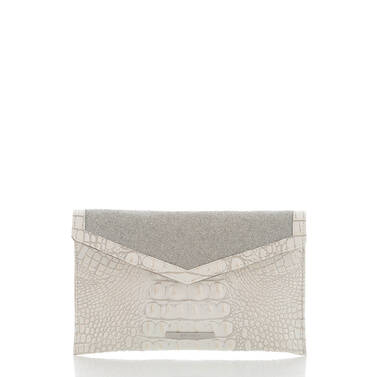 Envelope Clutch Pearl Golightly Front