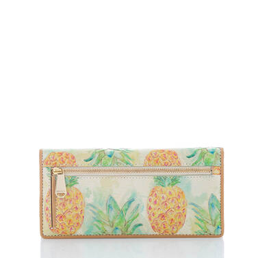 Ady Wallet Multi Pompano Back