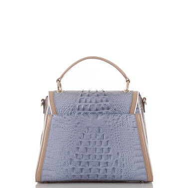 Brinley Periwinkle Fontainebleau Back