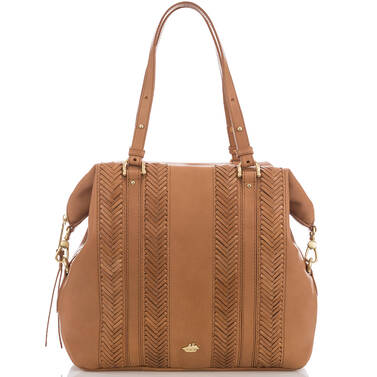 Delaney Tote Tan Knoxville Front