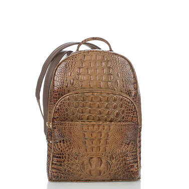 Dartmouth Backpack Toasted Almond Melbourne Front