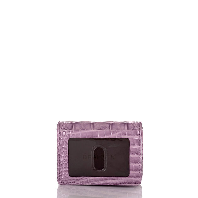 Mini Key Wallet Lavender Melbourne