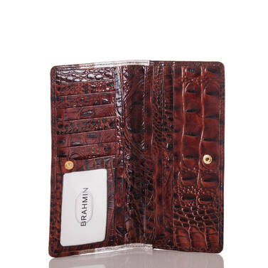 Ady Wallet Toasted Macaroon Durance Interior