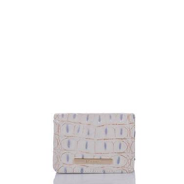 Mini Key Wallet Indigo Palaminto Front
