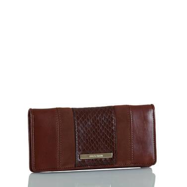 Ady Wallet Pecan Windsor Side