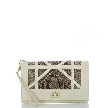 Lily Pouch Gold Sumatra Front