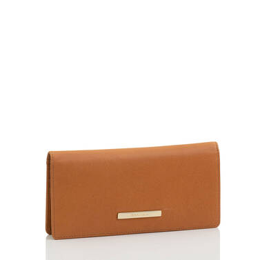 Ady Wallet Tan Belo Side