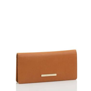 Ady Wallet Tan Belo Side