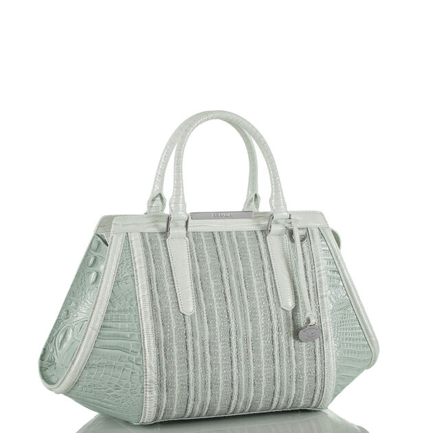 Arden Satchel Sea Glass Edgewater