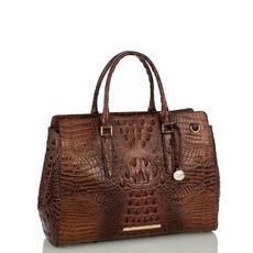 Finley Carryall Pecan Melbourne Front