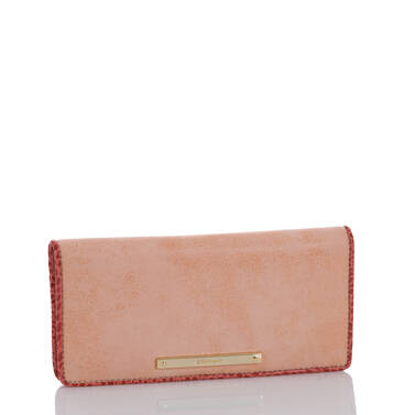 Ady Wallet Coral Safi Side