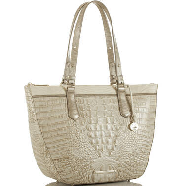 Willa Carryall Limestone Tri-Texture Side