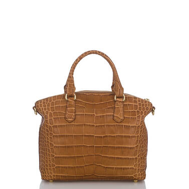 Duxbury Satchel Tan Savannah Back