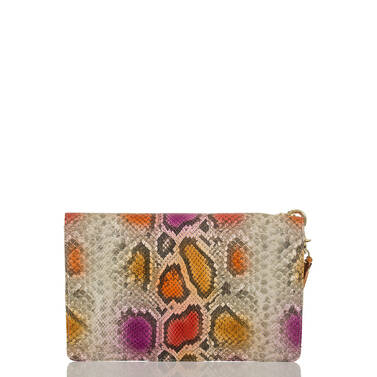 Lily Pouch Dark Rum Sol Back