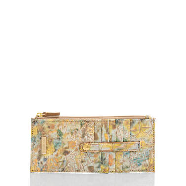 Credit Card Wallet Poppy Seed Melbourne Front