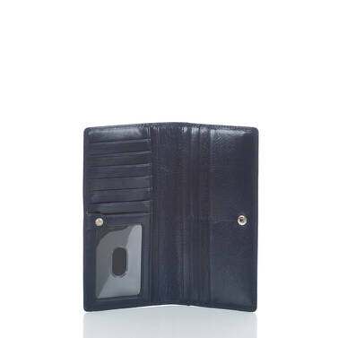 Ady Wallet Navy Topsail Interior