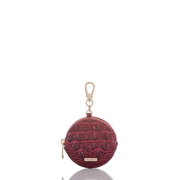 Circle Coin Purse Cranberry Melbourne
