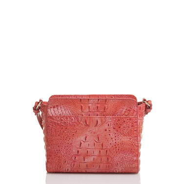Carrie Crossbody Punchy Coral Melbourne Back