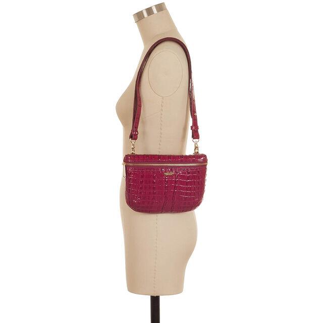 Belt Bag Fuchsia La Scala, Fuchsia, hi-res