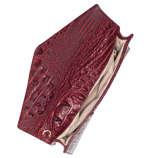 Sara Clutch Cranberry Melbourne