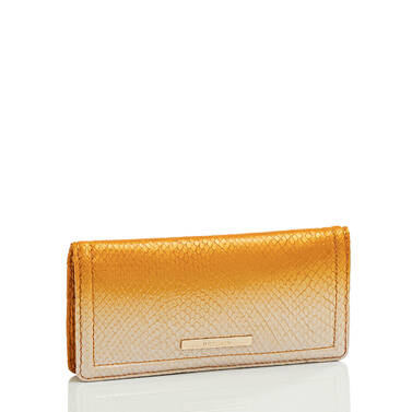 Ady Wallet Canary Por do Sol Side