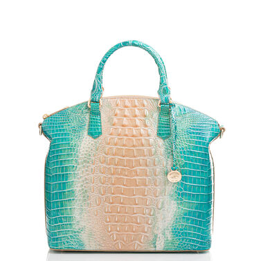 Large Duxbury Satchel Ocean Ombre Melbourne Video Thumbnail