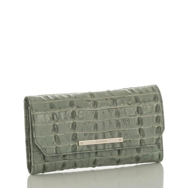 Soft Checkbook Wallet Ocean La Scala