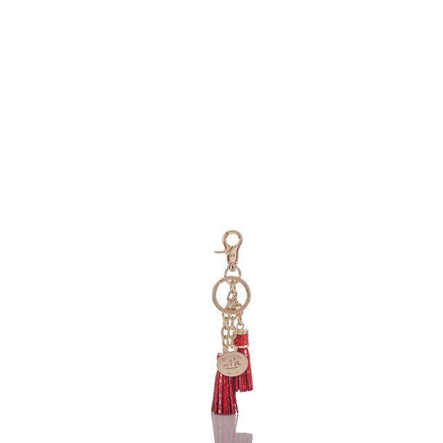 Tassel Key Ring Carnation Melbourne, Carnation, hi-res
