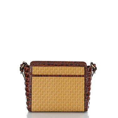 Carrie Crossbody Natural Chatham Back