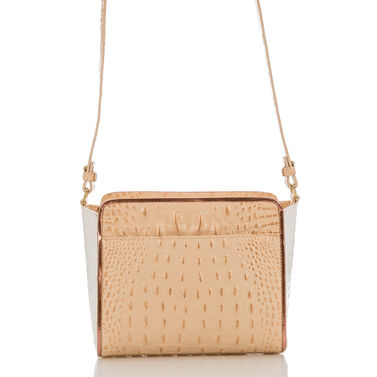 Carrie Crossbody Apricot Crandon Front