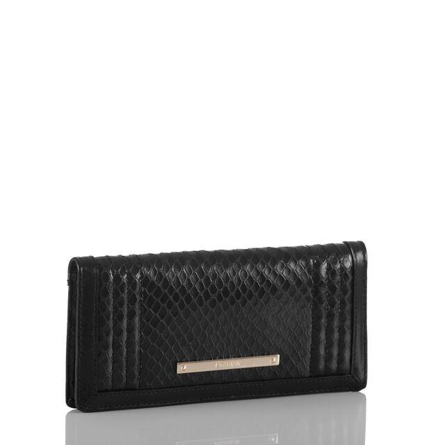 Ady Wallet Black Geneva, Black, hi-res