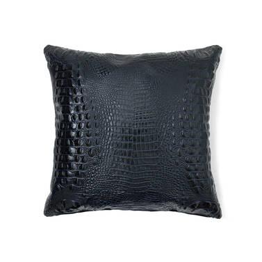 18x18 Pillow Case Ink Melbourne Side