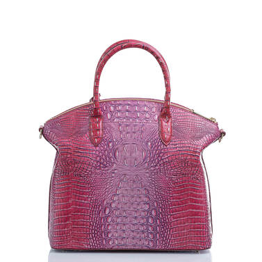Large Duxbury Satchel Jazzynova Ombre Mini Melbourne Back