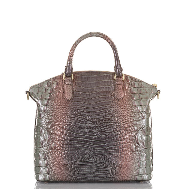 Large Duxbury Satchel Smokey Quartz Ombre Melbourne