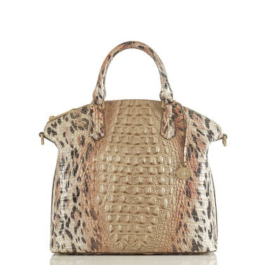 Large Duxbury Satchel Prowl Ombre Melbourne Front Back In Stock