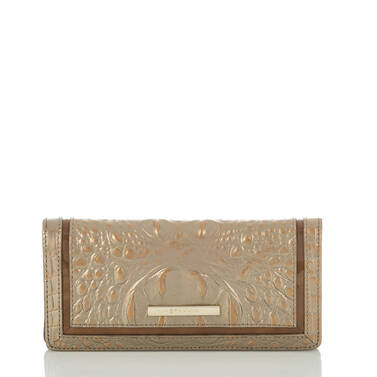 Ady Wallet Rose Gold Provence Front
