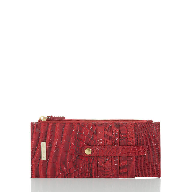 Credit Card Wallet Scarlet Melbourne, Scarlet, hi-res