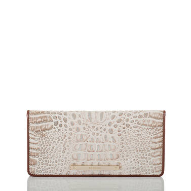 Ady Wallet Beige Caracara Front