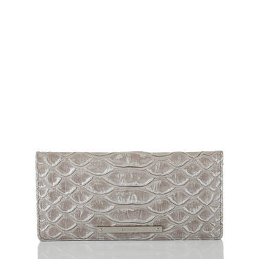 Ady Wallet Silver Pamilla Front