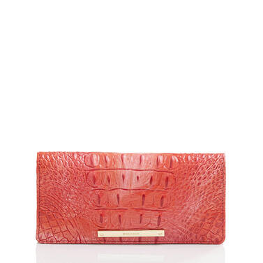 Ady Wallet Punchy Coral Melbourne Front