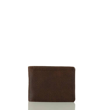 Billfold Cocoa Brown Manchester Front