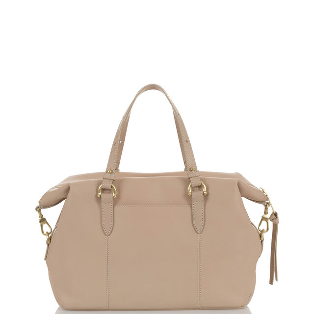 Delaney Satchel Natural Charleston, Natural, hi-res