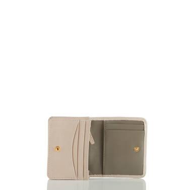 Mini Key Wallet Sand Beck Interior